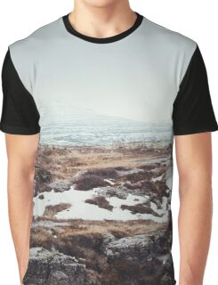 Winter Mountains Graphic T-Shirt