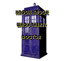 Knock Knock Doctor by nonny