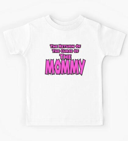 The Mommy Returns Kids Tee
