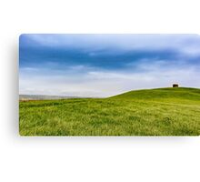 Old Instow Windmill Canvas Print