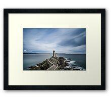 Sea Side Tower Framed Print