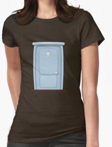 Glitch furniture door powdered blue door T-Shirt