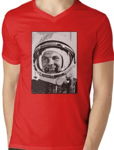 Yuri Gagarin  Mens V-Neck T-Shirt