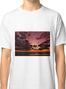 Storm at the Beach Classic T-Shirt