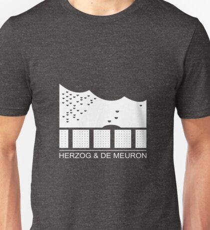 Herzog & de Meuron Logo - Elbphilharmonie Unisex T-Shirt