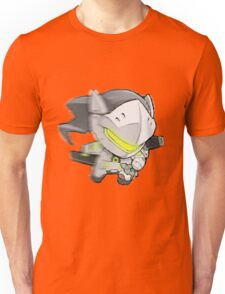Overwatch - Dashing Genji Unisex T-Shirt
