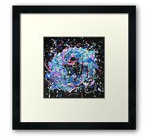 Galactic Fairy Framed Print