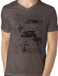 Arctic Monkeys 213 Mens V-Neck T-Shirt