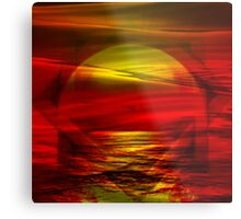 the master of the sun Metal Print