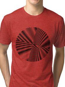 Dancing Sphere Tri-blend T-Shirt