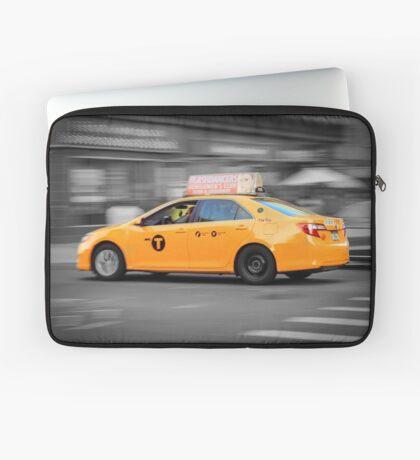 New York Taxi Laptop Sleeve