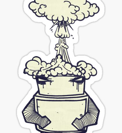 Bombs Away Sticker