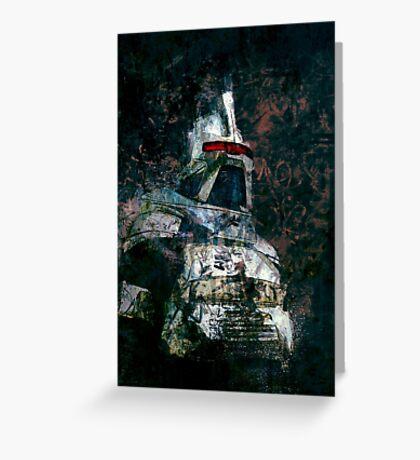 Centurion Greeting Card