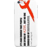 AIDS iPhone Case/Skin