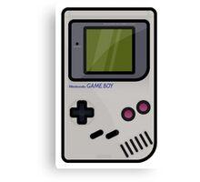 Gameboy - Nintendo - Game Canvas Print