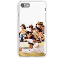 Friends Cast 4 iPhone Case/Skin