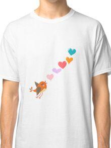 Musical love bird!! Classic T-Shirt