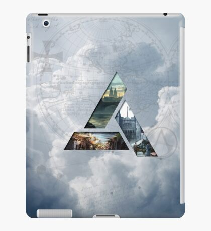 Abstergo Industries iPad Case/Skin