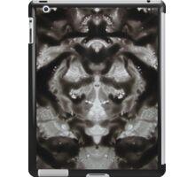 Moth invites for coffee iPad Case/Skin
