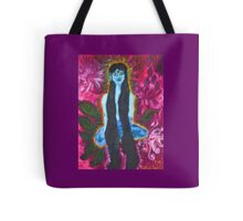 Forest Yogini Tote Bag