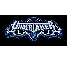undertaker Photographic Print