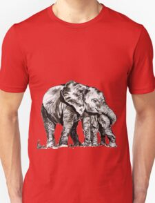Elephant Hugs T-Shirt