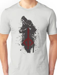 Hunter's run, black beast Unisex T-Shirt
