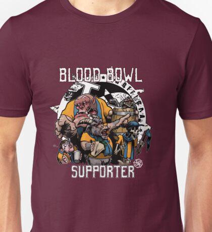 Blood Bowl Supporter 2 Unisex T-Shirt