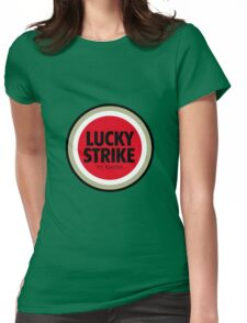 Lucky! Womens Fitted T-Shirt