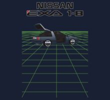 Nissan N13 Exa Coupe Kids Clothes