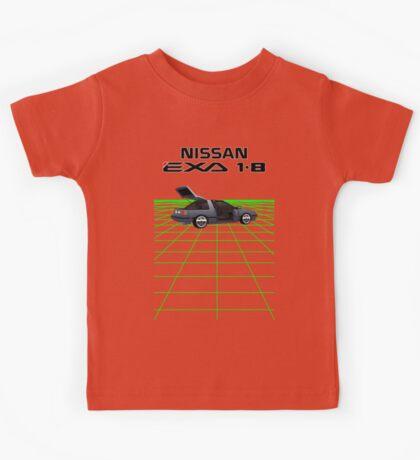 Nissan N13 Exa Coupe Kids Tee