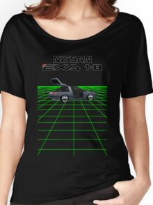Nissan N13 Exa Coupe Women's Relaxed Fit T-Shirt