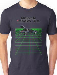 Nissan N13 Exa Coupe Unisex T-Shirt