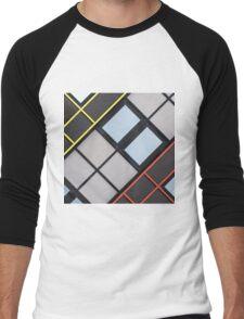 Abstract VI Men's Baseball ¾ T-Shirt