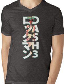 SERA BLOCK - RockMan Dash 3 - MML3 - V2 Mens V-Neck T-Shirt