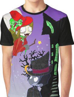 Happy Halloween ~ Mindy & Aro Graphic T-Shirt