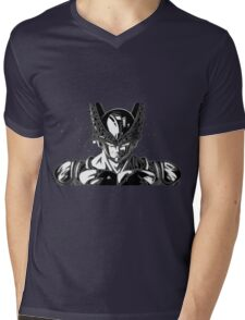 Perfect Cell Mens V-Neck T-Shirt