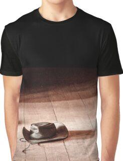 Western hat Graphic T-Shirt