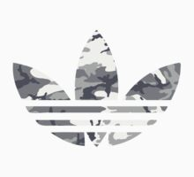 Adidas Trefoil Original Urban Camo Kids Clothes