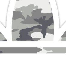 Adidas Trefoil Original Urban Camo Sticker