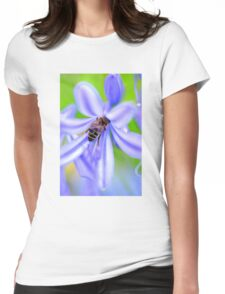 A Busy Bee Womens Fitted T-Shirt