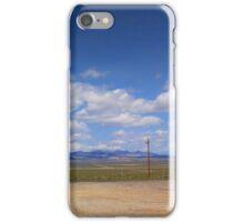 Nevada Desert iPhone Case/Skin