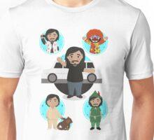 "Impractical Jokers - Brian ""Q"" Quinn Unisex T-Shirt"