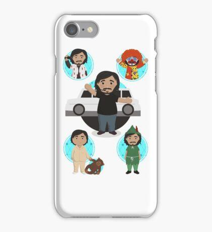 "Impractical Jokers - Brian ""Q"" Quinn iPhone Case/Skin"