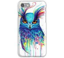 owls art  iPhone Case/Skin