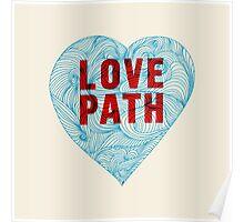 Love Path Poster