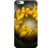 Yellow Wildflower iPhone Case/Skin