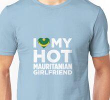 I Love My Mauritanian Girlfriend Unisex T-Shirt