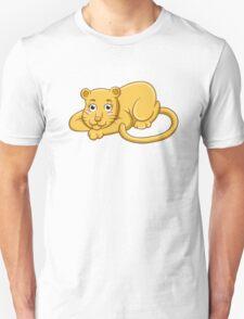Cute cartoon tiger Unisex T-Shirt