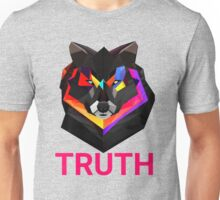 Worlf Representing Truth and Wisdom Unisex T-Shirt